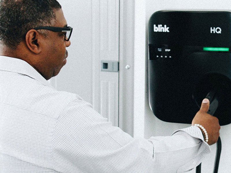 Blink Charging: Blink Charging: Residential Charging Incentives Make Owning Your Own Charger Easy