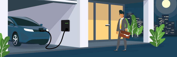 Blink Charging: Residential Charging Incentives Make Owning Your Own Charger Easy