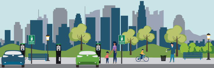 How Southern California is Driving EV Adoption Forward : Blink Mobility