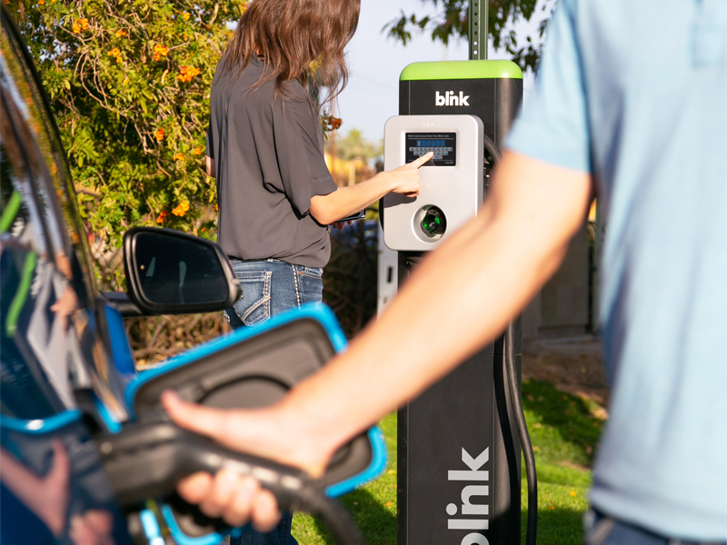Etiquette, Maintenance, and Safety : Blink Charging - EV Charging Stations
