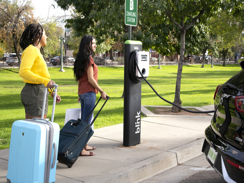 Getting from Point A to Point B: EVs and the Hospitality Industry