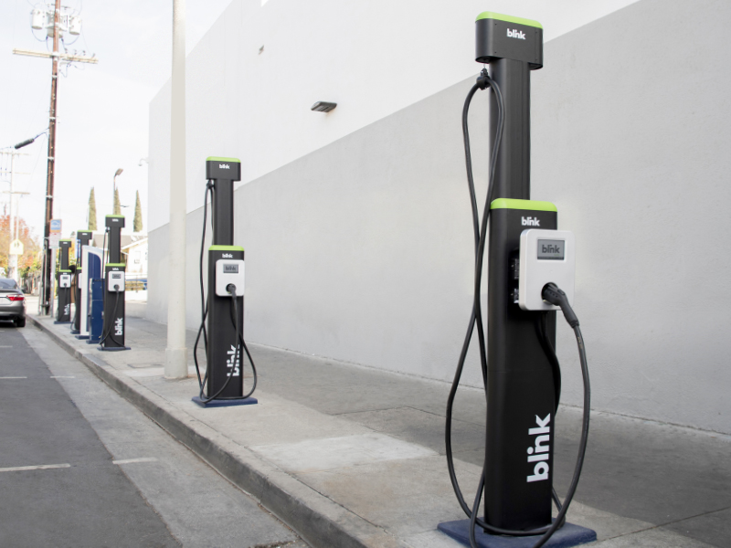 Why Most Cities Tend to Install EV Chargers in the Same Public Places