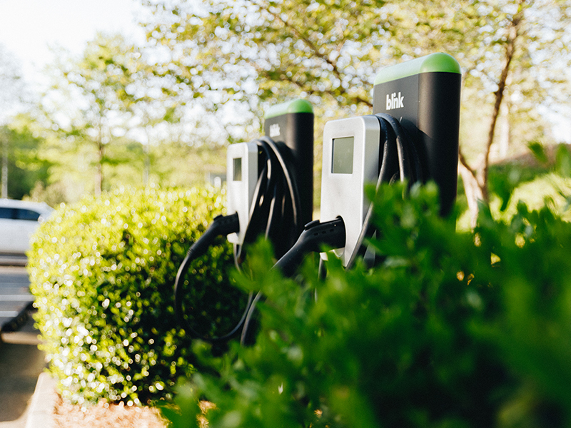 Why should doctors' offices and hospitals install EV chargers? There's more than one reason.